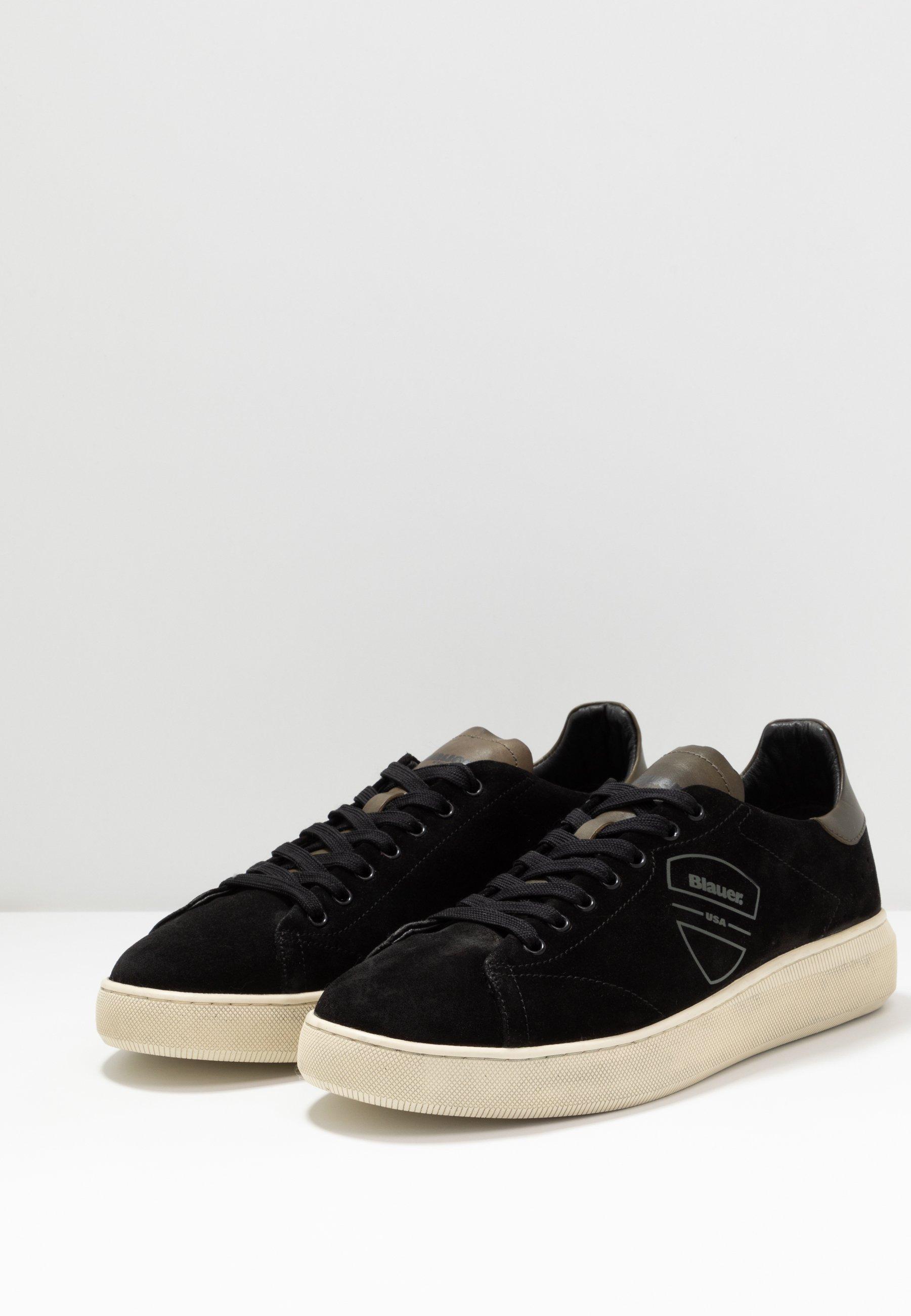 Blauer KEITH - Sneaker low - black/schwarz - Herrenschuhe EWHoI