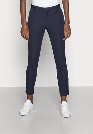 ANKLE BISTRETCH - Trousers - true indigo