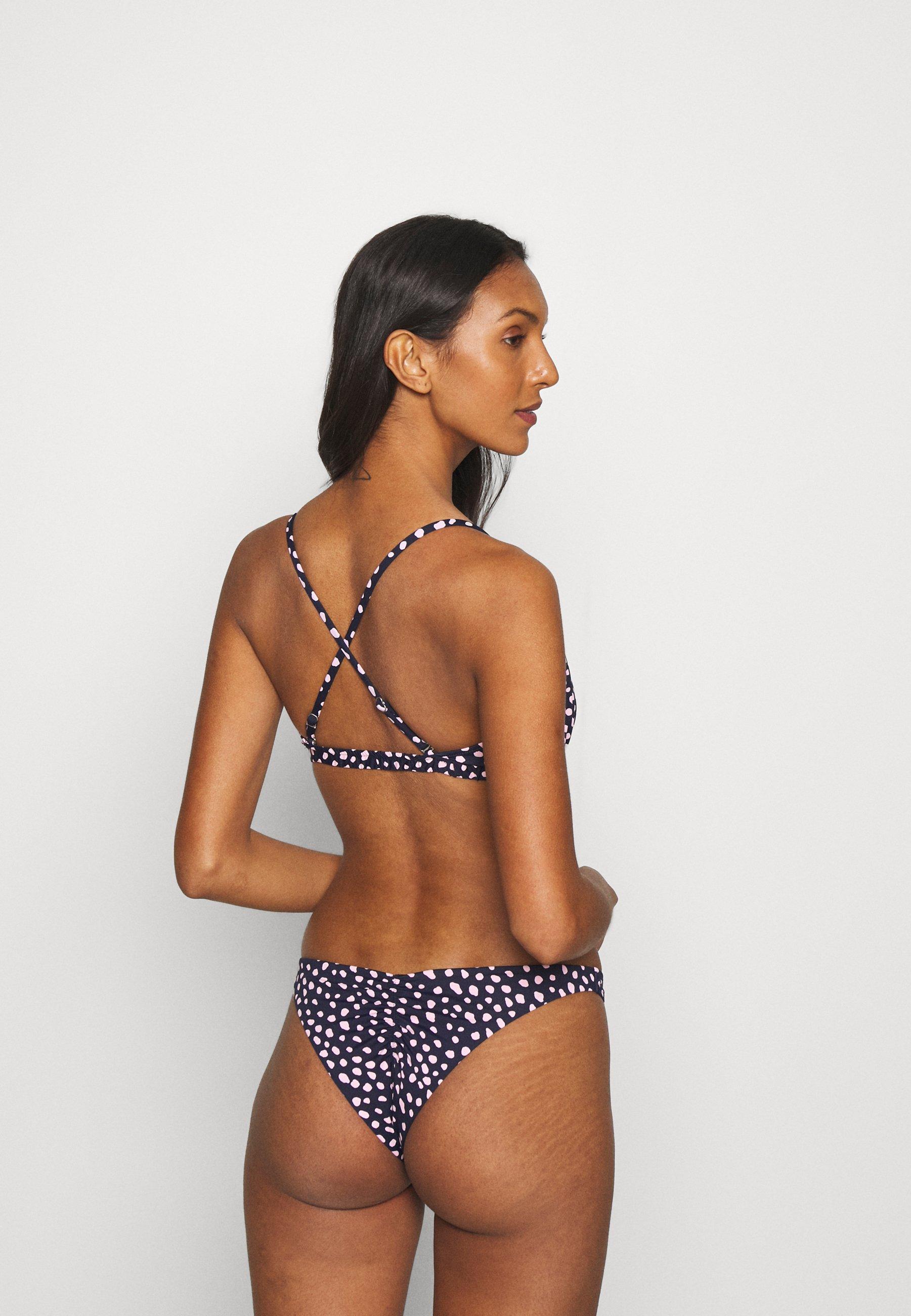 Damen GATHERED BANDEAU BRAZILIAN  - Bikini