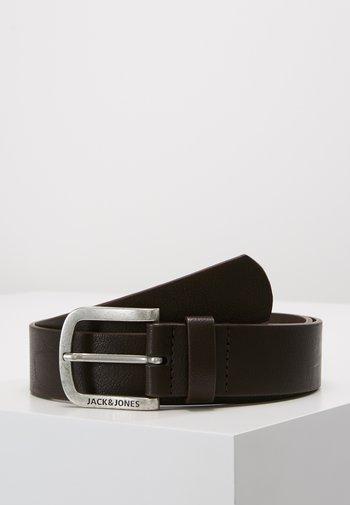 JACHARRY BELT - Formální pásek - dark brown