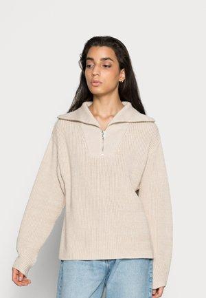 DARA  PULL - Pullover - beige melee