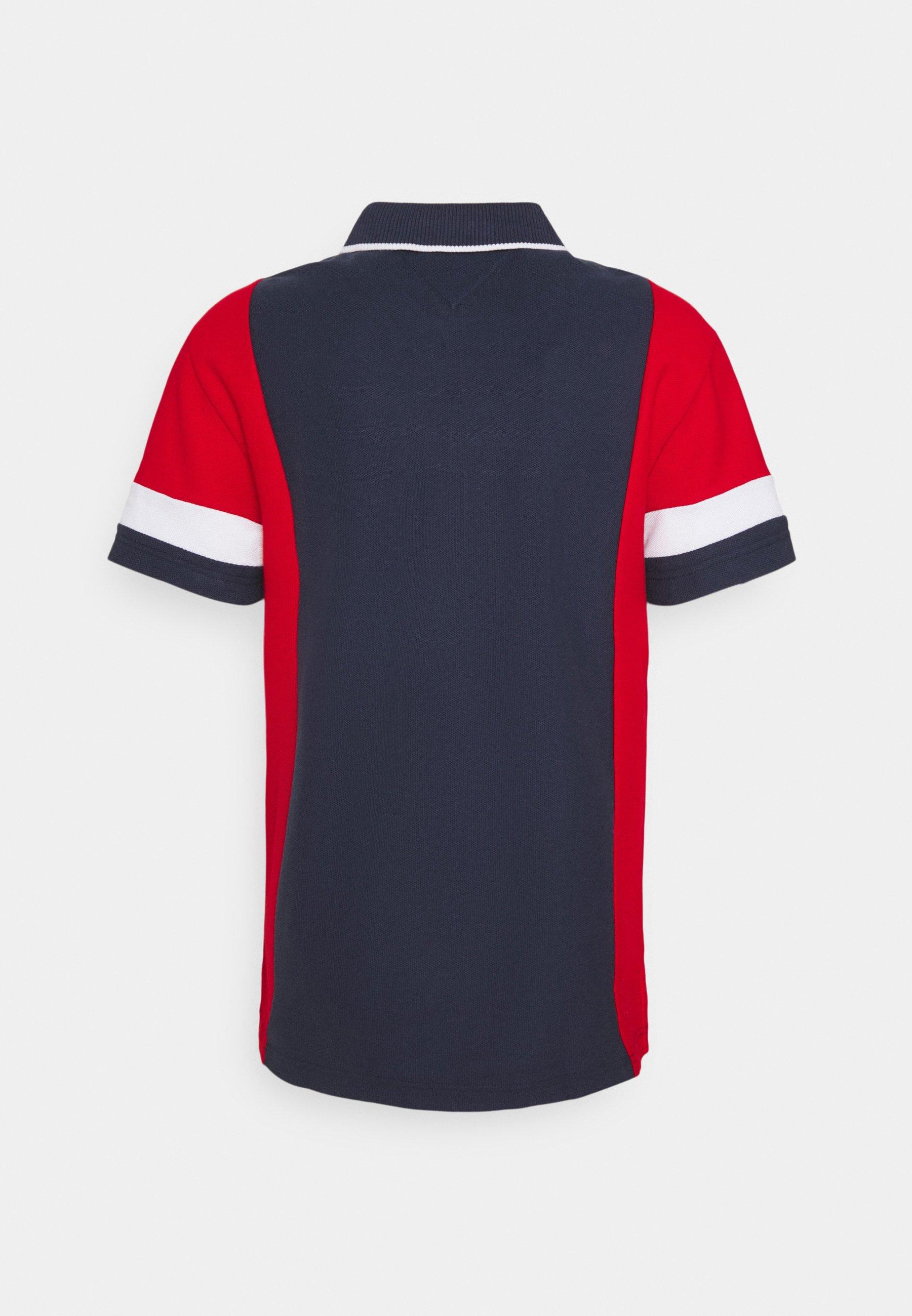 Damen ZIP COLORBLOCK UNISEX - Poloshirt