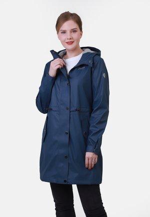 ALICE - Waterproof jacket - marineblau
