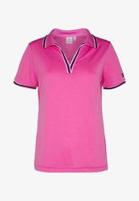 Cross Sportswear - NOSTALGIA - T-shirt z nadrukiem - heather - 4