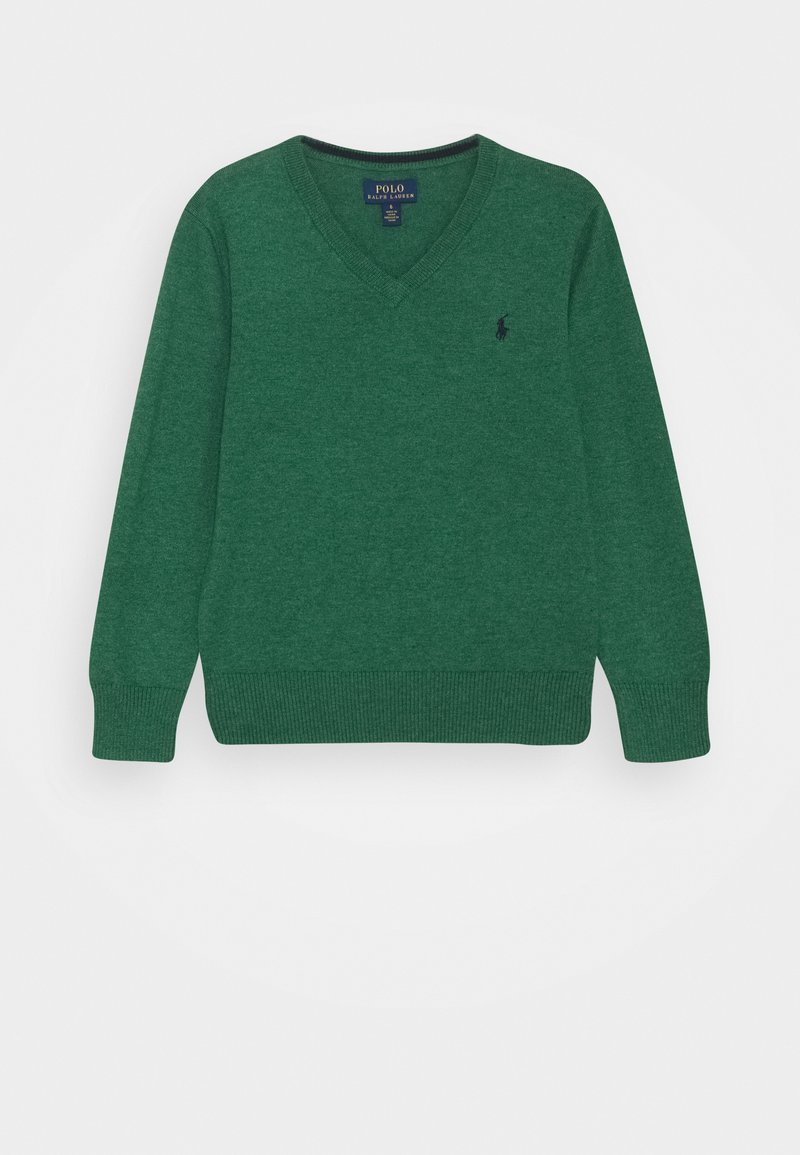 Polo Ralph Lauren - Jersey de punto - verano green heather