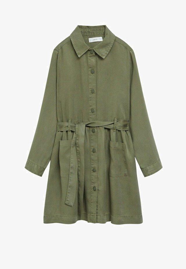 IVA - Robe chemise - kaki