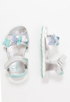 POP - Sandály - argento