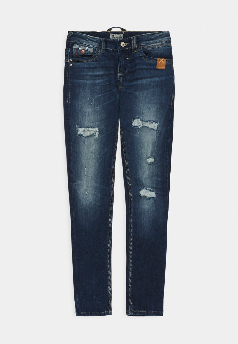 LTB - CAYLE - Slim fit jeans - tauri wash