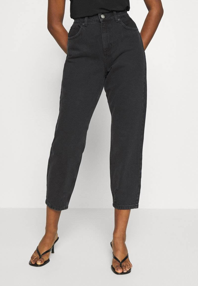 Miss Selfridge Petite - ARLO - Jeans Skinny Fit - black