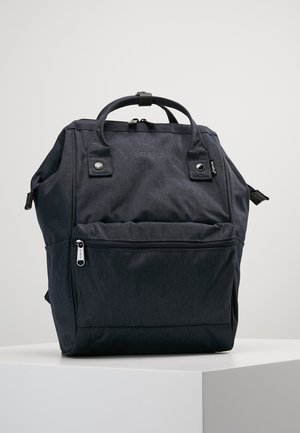 TOTE BACKPACK UNISEX - Rucksack - navy