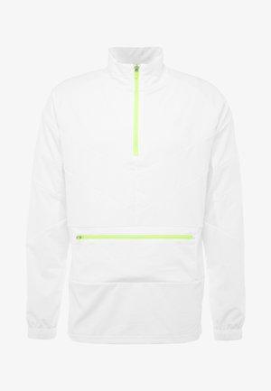 PACKABLE JACKET - Training jacket - white