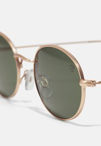 CHPO - SHAUN - Sunglasses - gold-coloured/green - 3