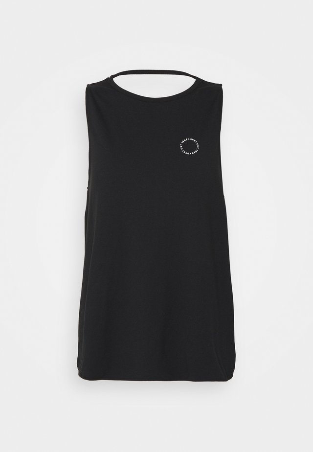 TECHNICAL  - Pyjamasöverdel - black