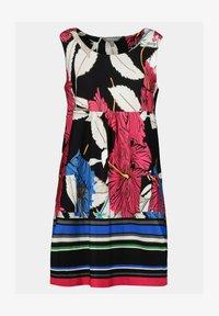 Ulla Popken - Jersey dress - schwarz - 1