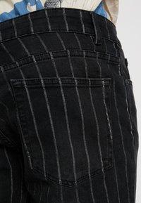 YOURTURN - Slim fit jeans - black - 5