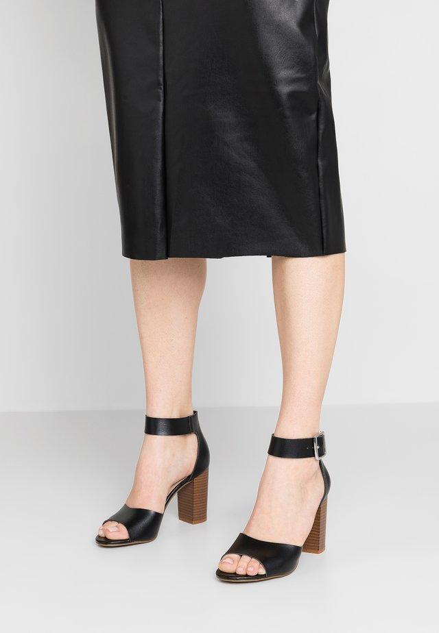 HARPER - High heeled sandals - black paris
