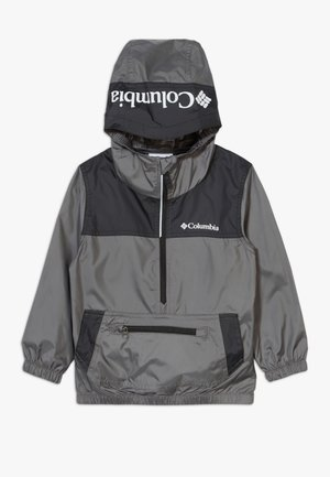 BLOOMINGPORT UNISEX - Windbreakers - city grey/black
