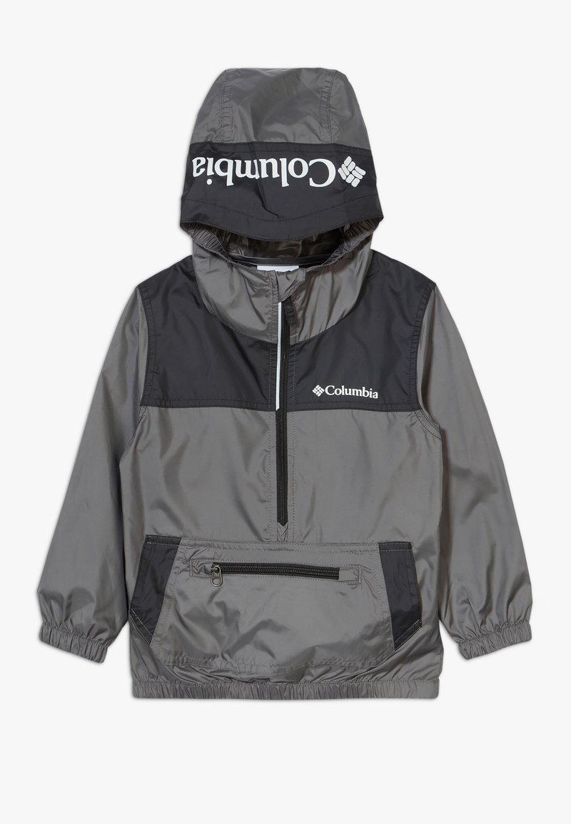 Columbia - BLOOMINGPORT UNISEX - Wiatrówka - city grey/black