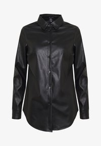 New Look - PEYTON - Hemdbluse - black - 4