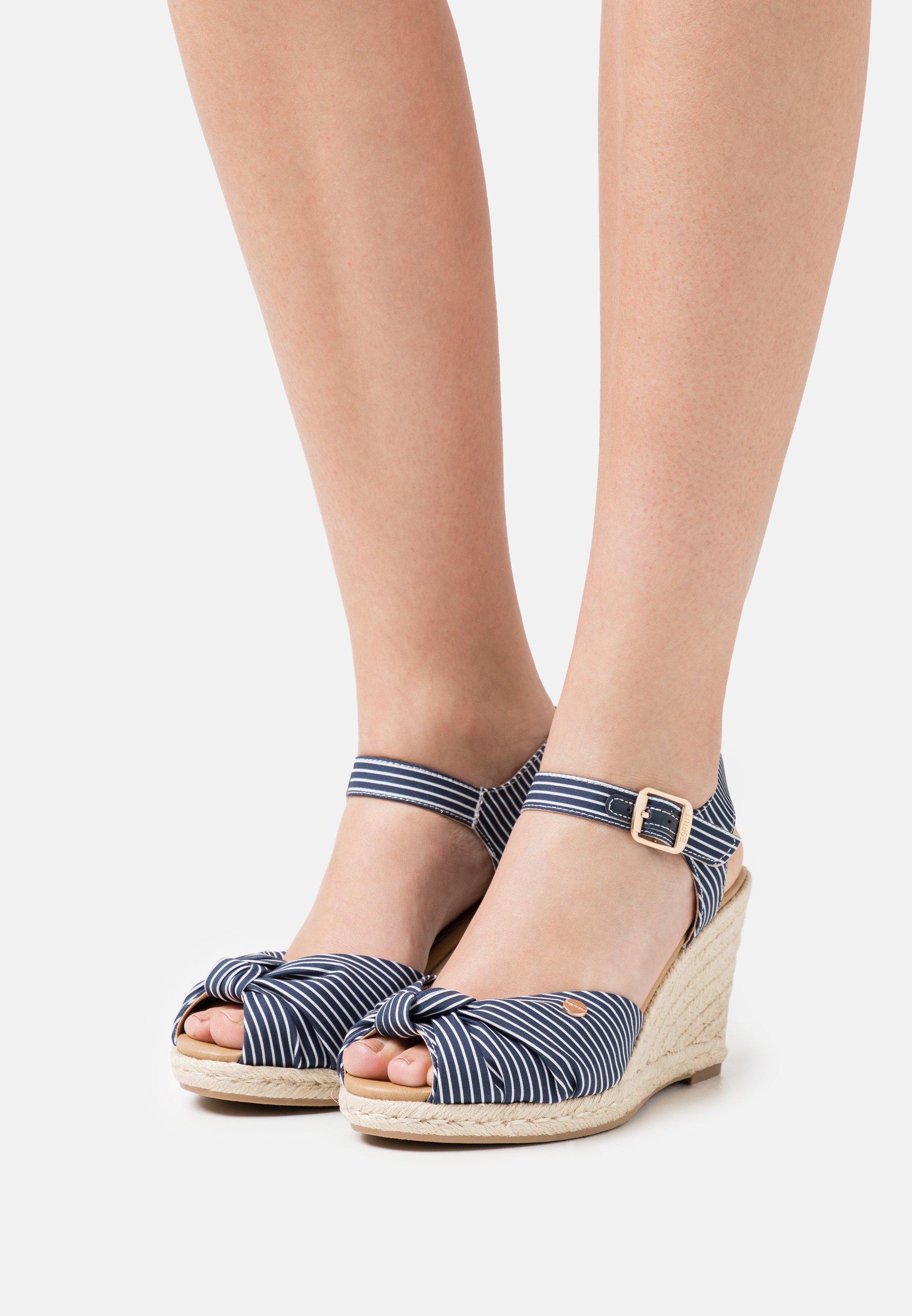 Women ELIN WEDGE - Wedge sandals