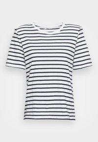 ZELLA ALVA TEE - Print T-shirt - white sky cap