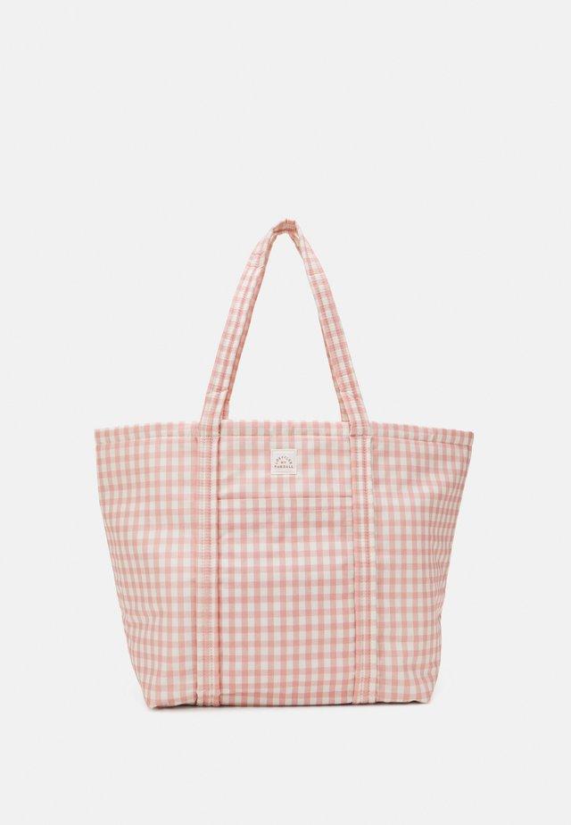 LARGE - Velká kabelka - pink