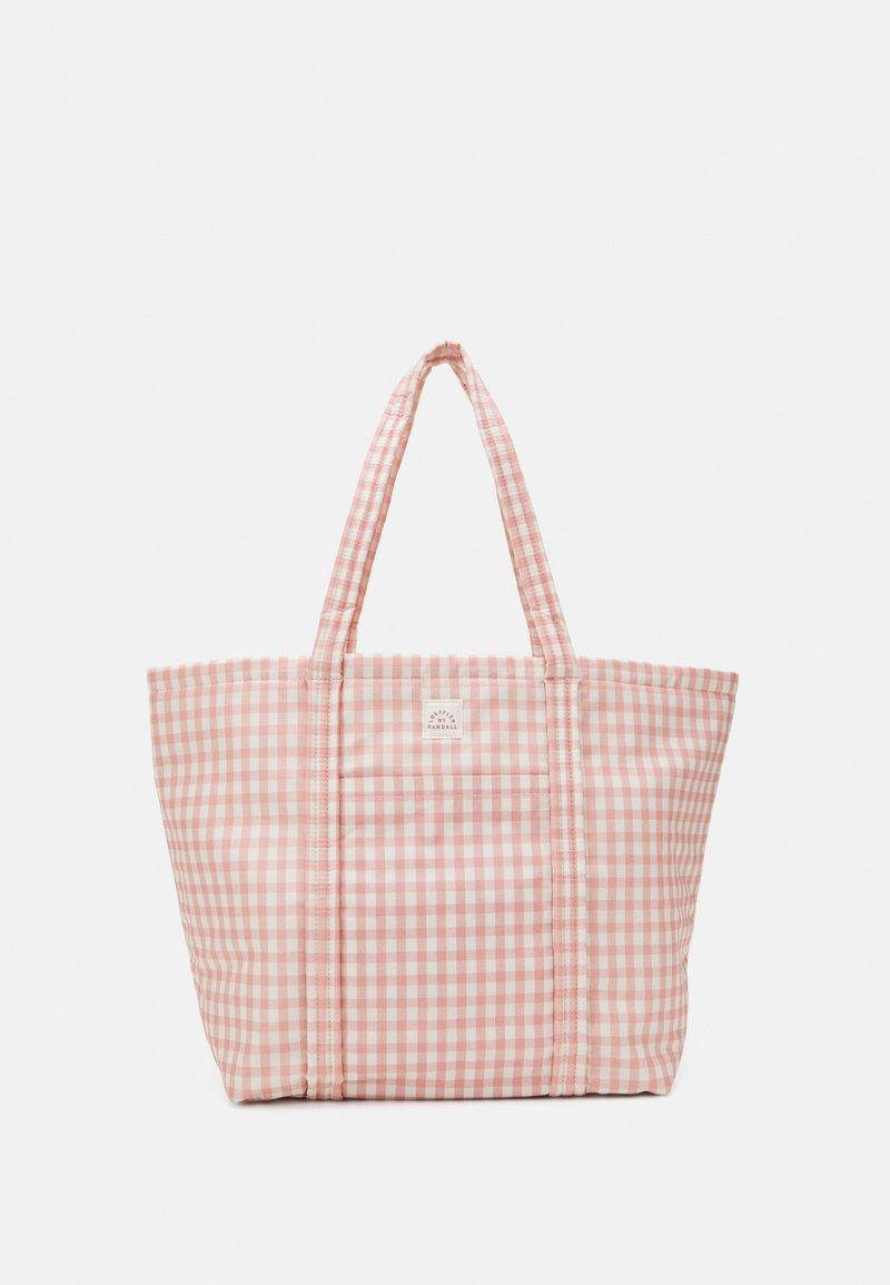 Loeffler Randall - LARGE - Velká kabelka - pink