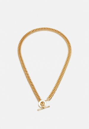 PCBARRY COMBI NECKLACE - Halskæder - gold-coloured