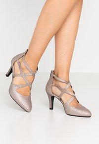 Tamaris - Classic heels - space glam - 0