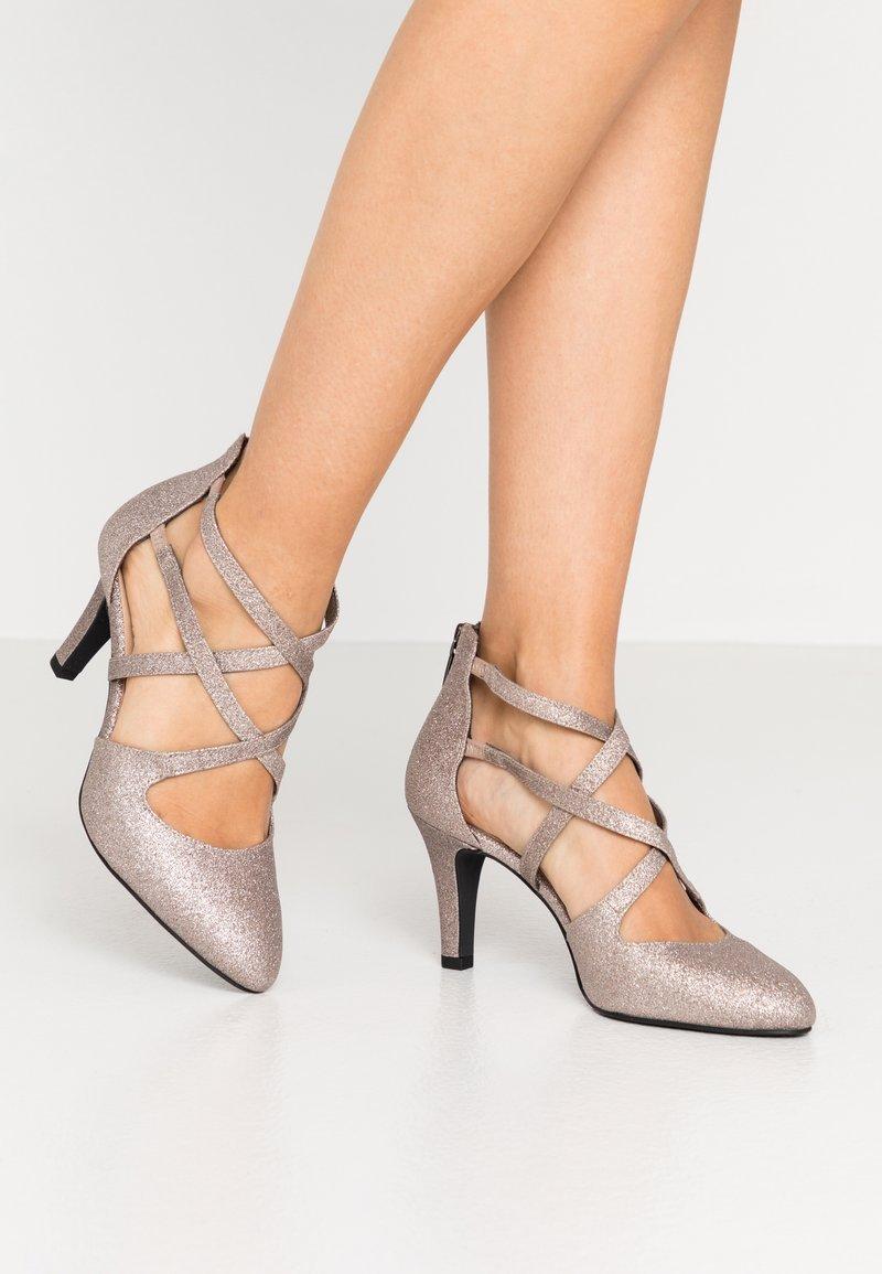 Tamaris - Classic heels - space glam