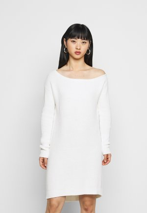 Jumper dress - off white