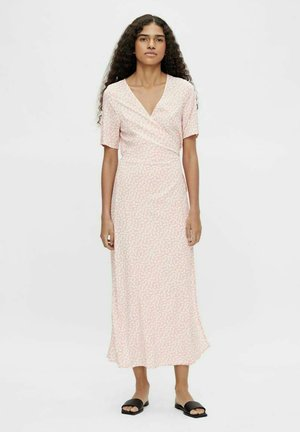 Day dress - quartz pink