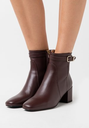 Classic ankle boots - violet swan