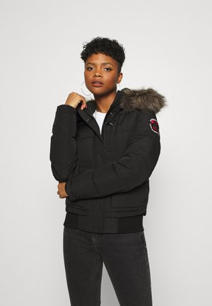 EVEREST - Winter jacket - black