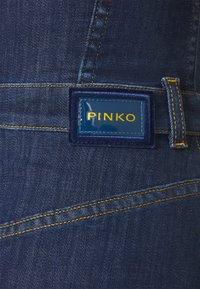 Pinko - POPPY ABITO - Robe en jean - blue - 2