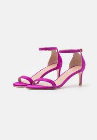 Stuart Weitzman - Sandals - raspberry - 2