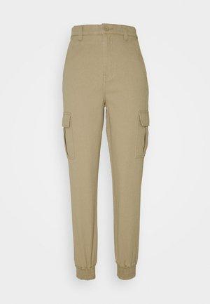 RUBY CARGO TROUSER - Trousers - hazelwood