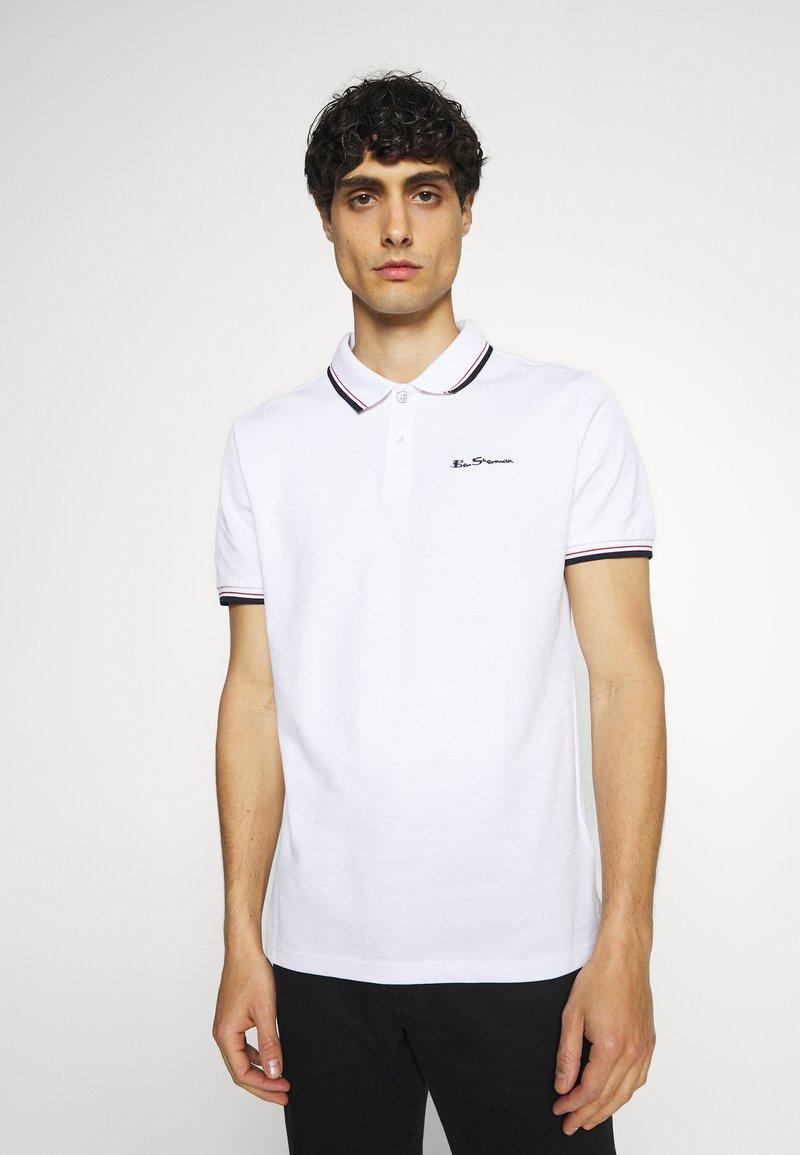 Ben Sherman - SIGNATURE - Polo shirt - white