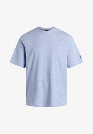 EDDY - T-shirt basic - light blue