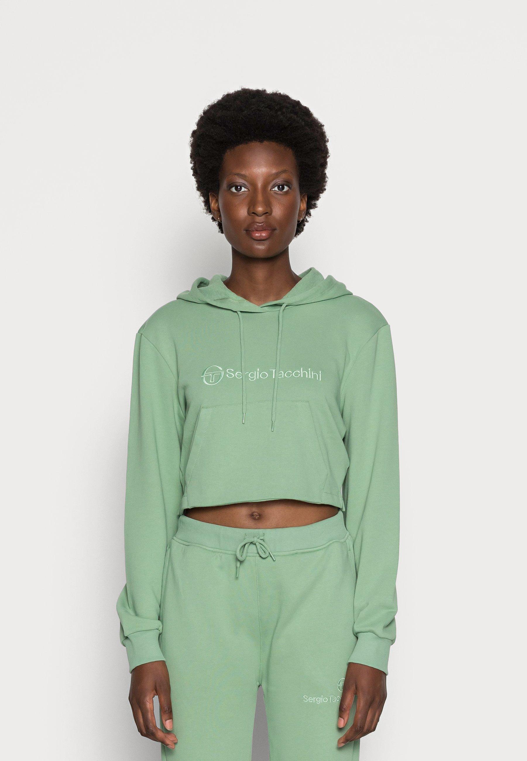 Women ALINA CROPPED HOODIE - Sweatshirt