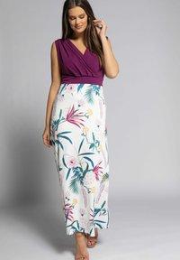 Ulla Popken - Maxi dress - magnolienrot - 0