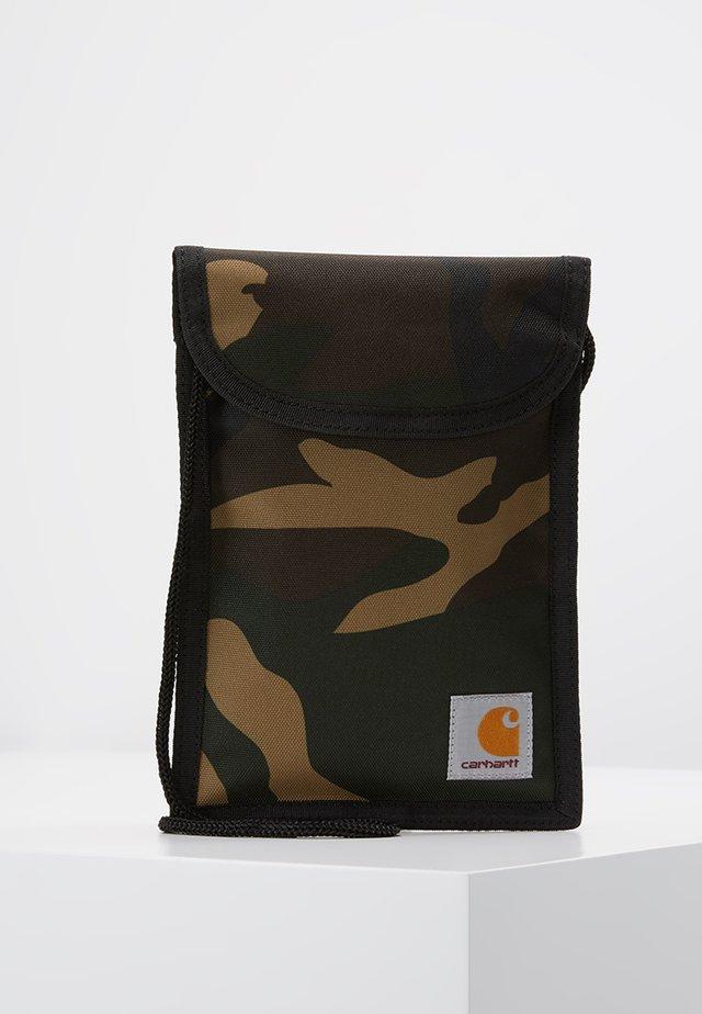 COLLINS NECK POUCH - Wallet - duck laurel