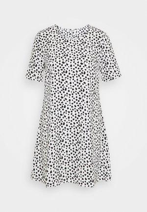 Day dress - dalmation