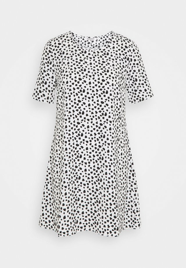Day dress - dalmation