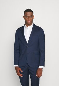 Isaac Dewhirst - THE RELAXED SUIT  - Puku - dark blue - 2