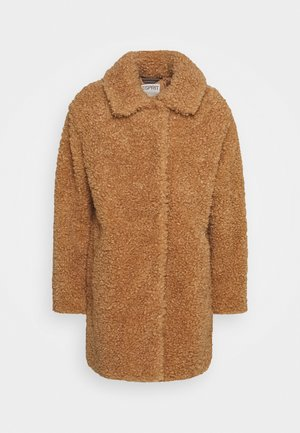 COAT - Winter coat - beige