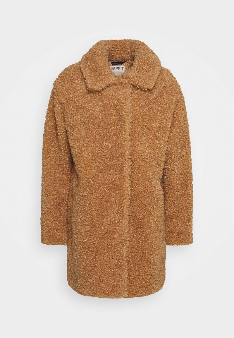 Esprit - COAT - Vinterkåpe / -frakk - beige