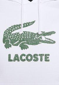 Lacoste - Sweatshirt - white - 5