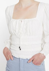 Free People - LOLITA - Blůza - white - 4