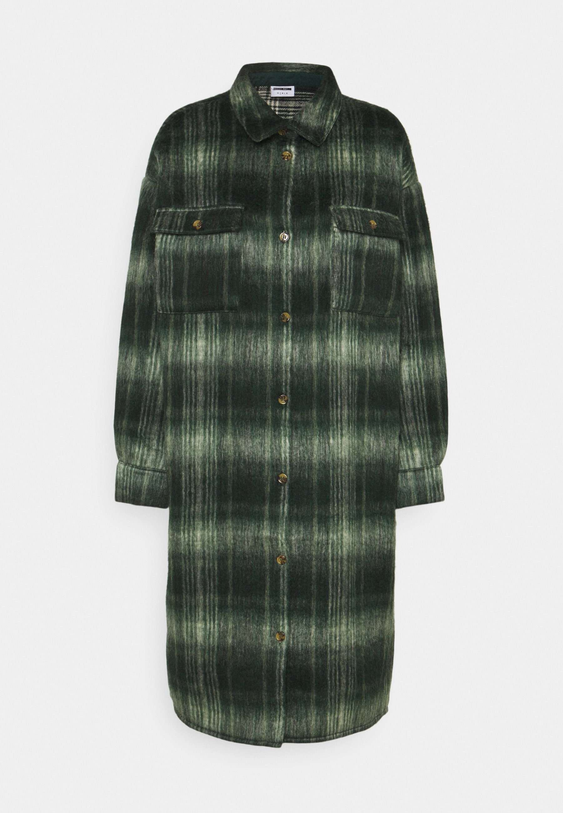 Damer NMLULLA EXTRA LONG SHACKET - Klassisk frakke